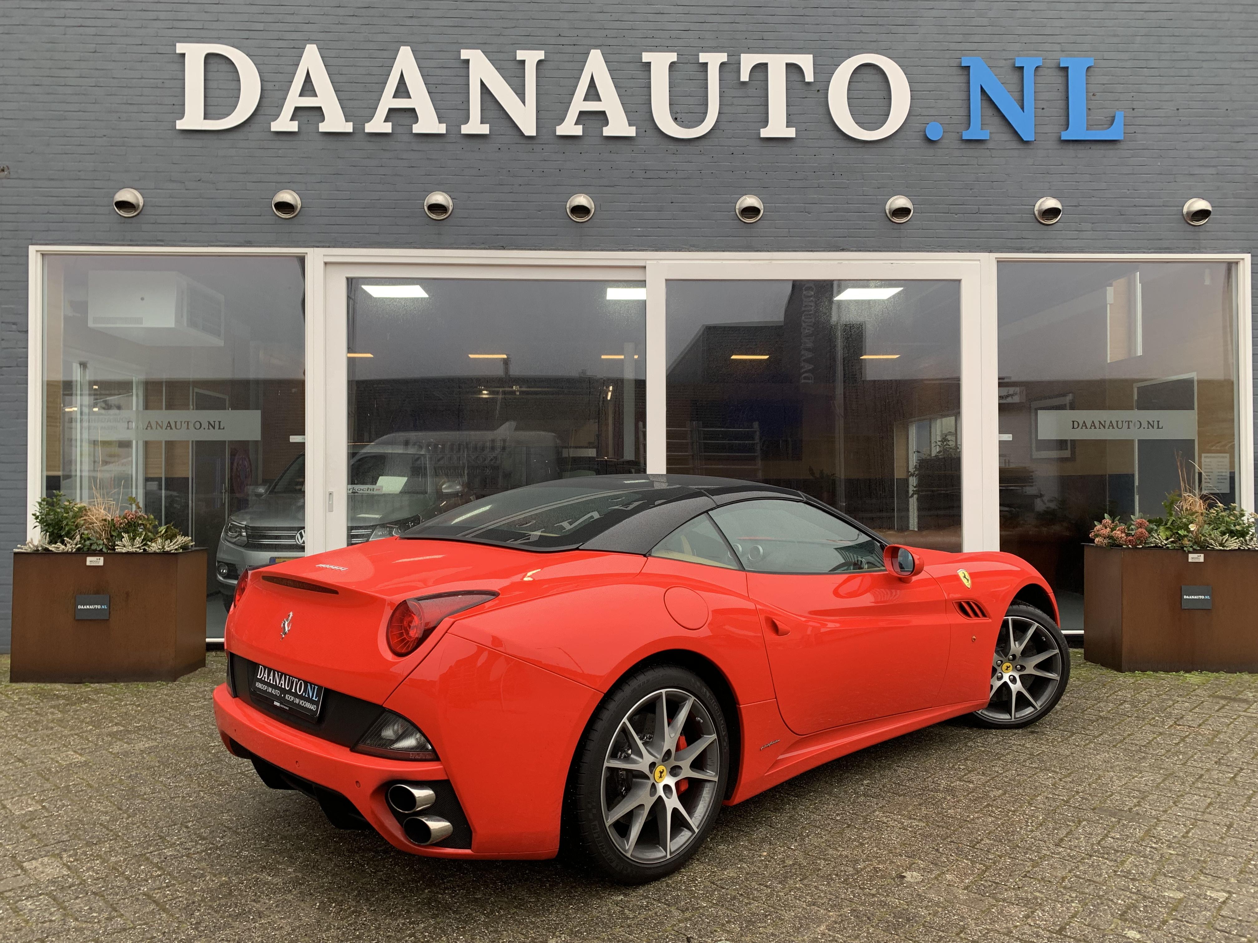 Ferrari California 4.3L V8 460 PK - Daanauto